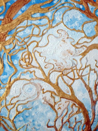 Celestial trees close-up 2