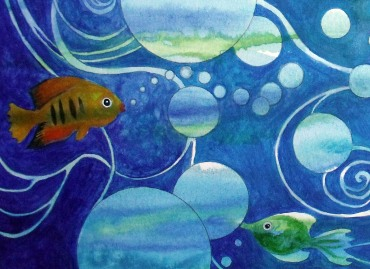 underwater closeup 2