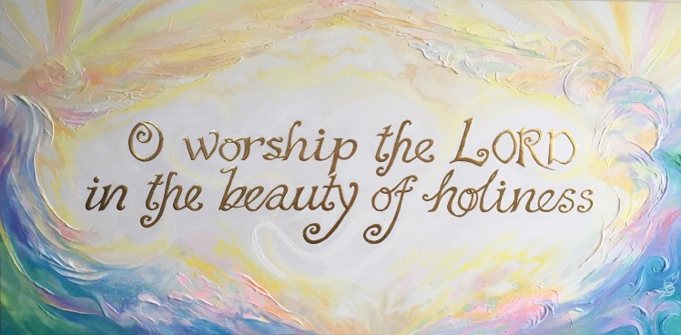 O Worship the Lord MP