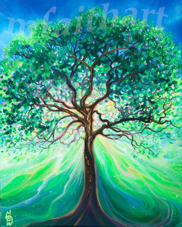 Life-Giving Tree WM